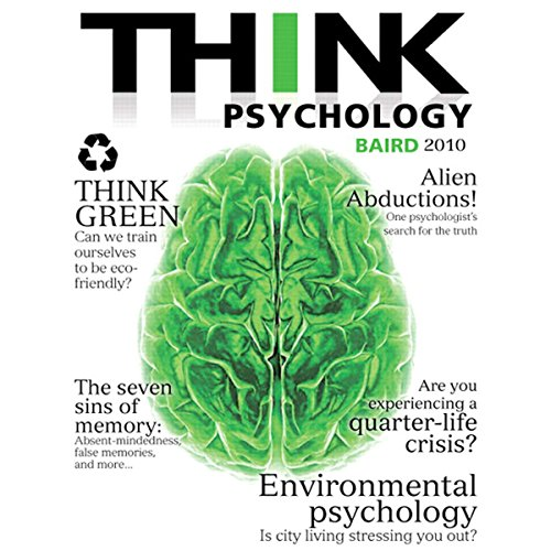 THINK Psychology, 1/e cover art
