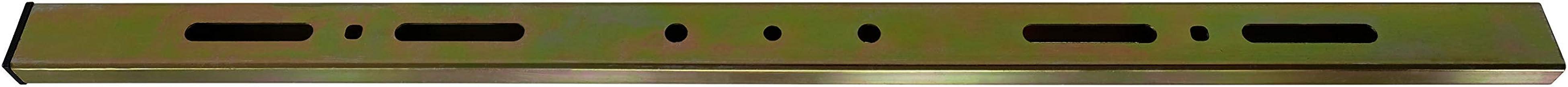Brennenstuhl 1172640059 dwarsbalken CB 70 / statief dwarsstang voor de opname van twee bouwspots (krachtig 4-kantig stalen...