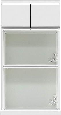 共和産業(Kyowa-sangyo) 食器棚 ホワイト 【幅60×高さ115.5cm】