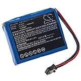 vhbw Batería compatible con Fluke 830 dispositivo medición láser, instrumento de medición (1800mAh 7,4V Li-Ion)