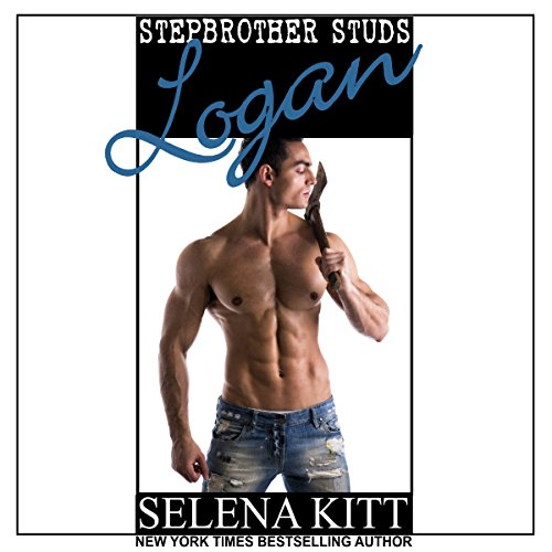 Stepbrother Studs: Logan audiobook cover art
