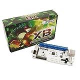 Mcbazel XB Fighting Board,tablero de lucha para Xbox Series X/S /Xbox One /Xbox 360 /Xbox Original / PC /Mac,admite software de configuración de teclas