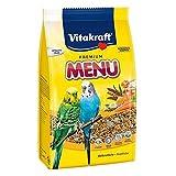 Vitakraft menu comida para periquitos