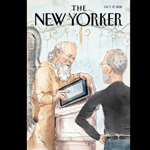 The New Yorker, October 17th 2011 (Tad Friend, Michael Specter, James Surowiecki) copertina
