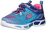 Skechers Litebeams, Zapatillas de Deporte Niños, Azul Blhp, 29 EU