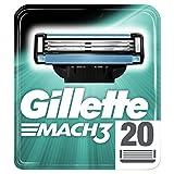Gillette Mach3 Rasierklingen für Männer