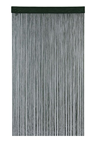 narumikk のれん ポリヒモスクリーン グリーン 150cm丈 19-967