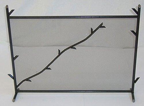 PARASCINTILLE NATURA IN FERRO BATTUTO CM.60X47