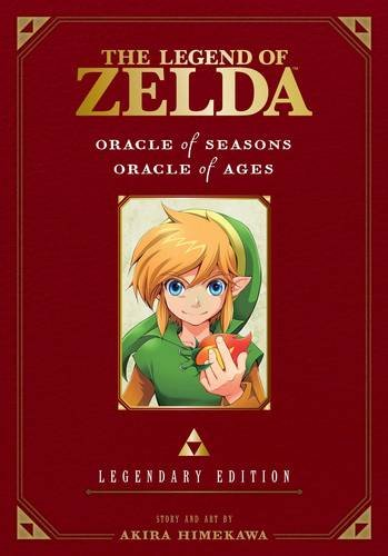 The Legend of Zelda: Legendary Edition, Vol. 2: Oracle of Seasons and Oracle of Ages
