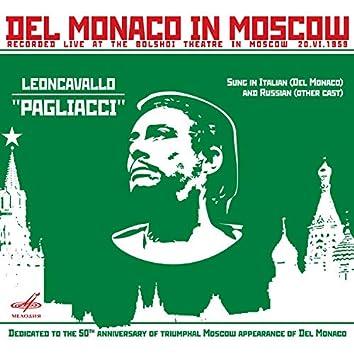 Del Monaco in Moscow (Live)