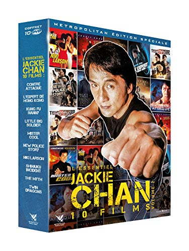 Coffret Jackie Chan l'essentiel, vol. 2, 10 Films