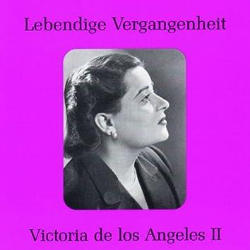Lebendige Vergangenheit - Victoria de los Angeles (Vol. 2)