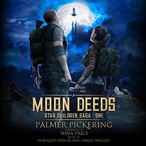 Moon Deeds audiobook cover art