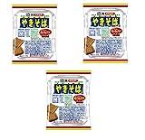 コンビニー限定 2020年6月新発売 不二家 FUJIYA x ペヤング PEYOUNG やきそば味 ホームパイ ミニ HOME PIE MINI パイ 34gx3袋 食べ試しセット