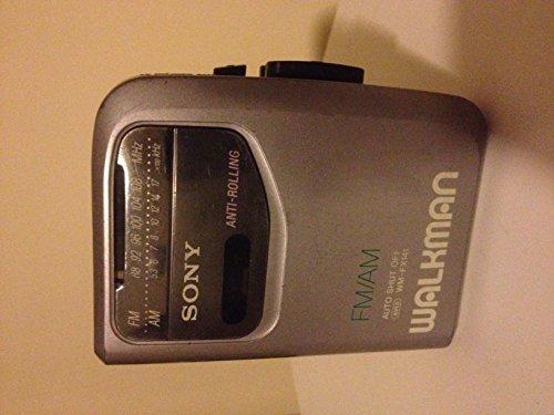Sony Walkman FM/AM Cassette Player Radio WM-FX141