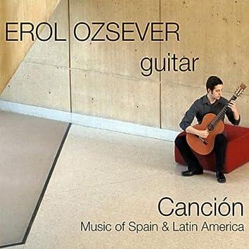 Canción: Music of Spain & Latin America