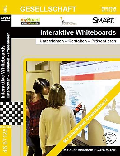 Interaktive Whiteboards - Unterrichten - Gestalten - Präsentieren Nachhilfe geeignet, Unterrichts- und Lehrfilm
