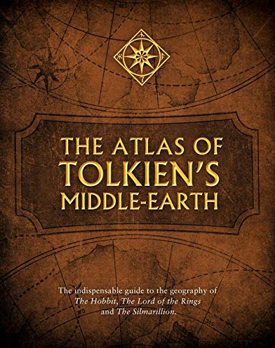 The Atlas Of Tolkien´s Middle Earth