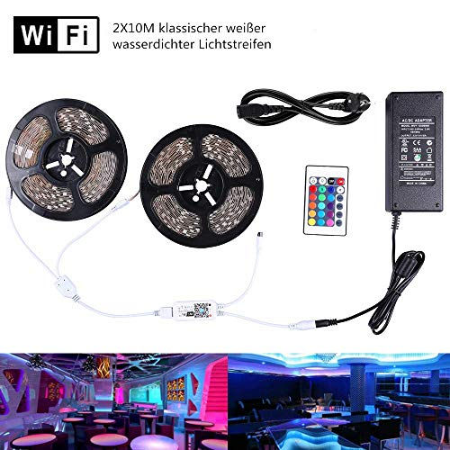 led strips 20 m set