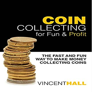 Coin Collecting for Fun & Profit audiobook cover art