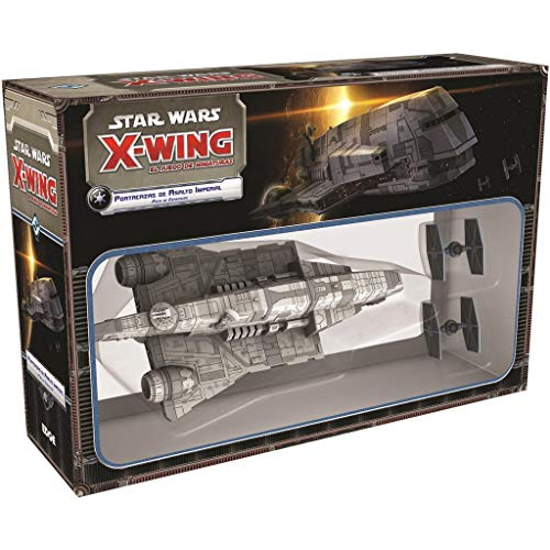Fantasy Flight Games- X-Wing Imperial Assault Holder, Colour (EDFEDGSWX35)
