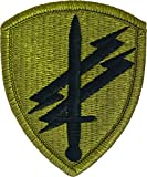 Civil Affairs & Psychological Operations Command Scorpion Patch with Fastener
