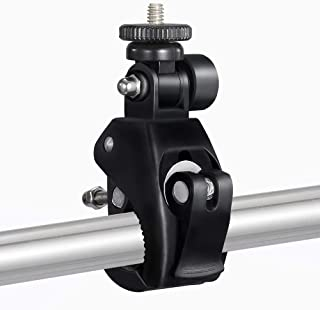 """SUPON New Camera Super Clamp with 1/4""""- 20 Threaded Head Compatible for LCD Monitor/DSLR Cameras/DV/Flash Light/Studio Bac..."""