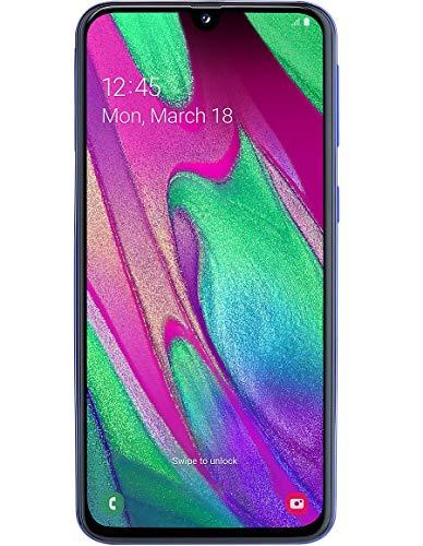 Samsung Galaxy A40 64 GB Android Dual-SIM 5.9 Inch Smartphone - Blue (UK Version)