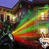 Christmas Laser Lights, Projector Lights Landscape...