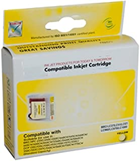 Model High Yield Yellow Ink (Generic) Compatible with Epson Printer Stylus Office TX550W