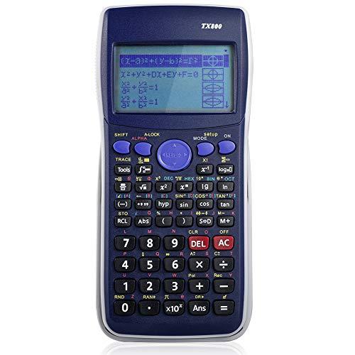 Graphing Calculator, TX800 Scientific Graphing Calculator