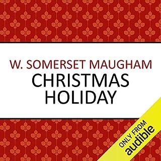 Christmas Holiday cover art