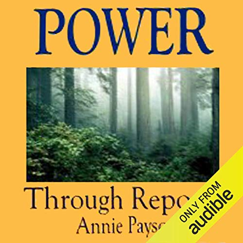 Power Through Repose                   By:                                                                                                                                 Annie Payson Call                               Narrated by:                                                                                                                                 Annie Payson Call                      Length: 5 hrs and 59 mins     1 rating     Overall 3.0