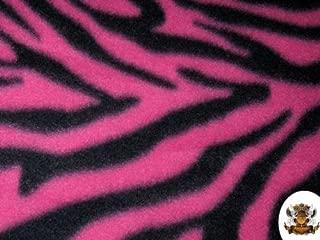 Best zebra print fleece by the yard Reviews