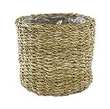 Seegras-Korb mit Einsatz (C) rund hoch 1 Stück - L