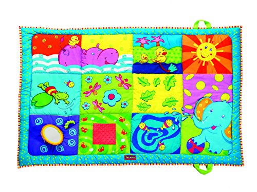Tiny Love 33312019 Super Mat - Manta para Gatear, Multicolor