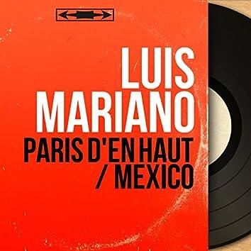 Paris d'en haut / Mexico (feat. Jacques-Henry Rys et son orchestre) [Mono Version]