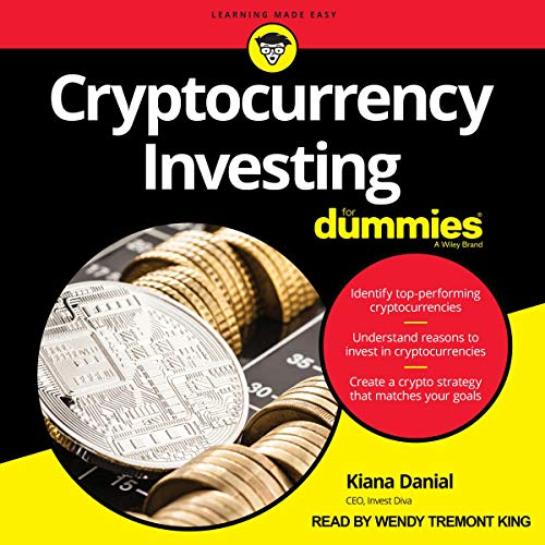 Cryptocurrency Investing for Dummies cover art