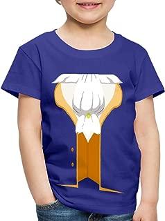 Beast Jacket Aristocratic Rococo Costume Toddler Premium T-Shirt