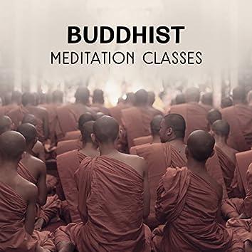 Buddhist Meditation Classes – Traditional Asian Music, Tibetan Inner Peace, Effective Yoga Training, Om Chanting Music, 7 Chakras Healing Power