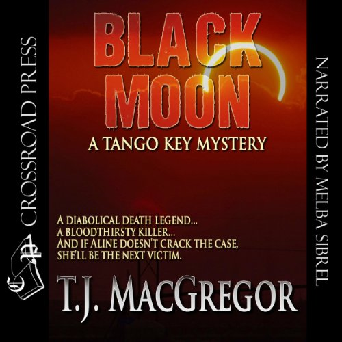 Black Moon audiobook cover art
