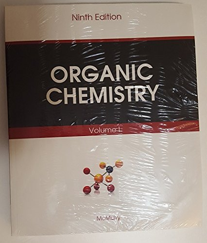Organic Chemistry 9th Ed. Vol. 1 with OWLv2 Access Code
