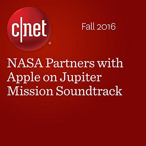 NASA Partners with Apple on Jupiter Mission Soundtrack  cover art