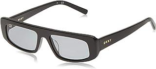 نظارة شمسية سيتي نيتيف مستطيلة للنساء من دي كيه ان واي