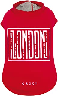 Croci Felpa London Cm.40-25 g