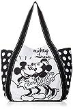 ディズニー トートバッグ ミッキー ミニー 大容量 バルーントート A3サイズ DPMI-1003 レディース ミッキー ミニー2