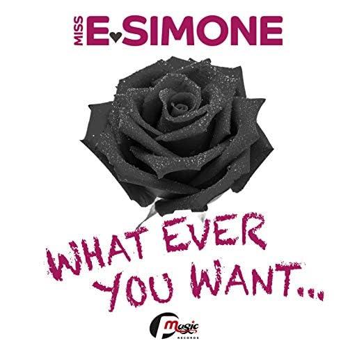 MISS E. SIMONE