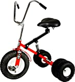 Dirt King Adult Tricycle (Red)
