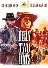 Billy Two Hats by Gregory Peck