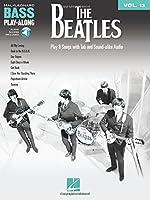 The Beatles (Hal Leonard Bass Play-along)
